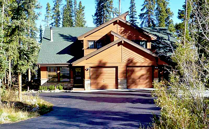 Breckenridge Colorado Luxury Vacation Rental Homes and Condos Bear heaven