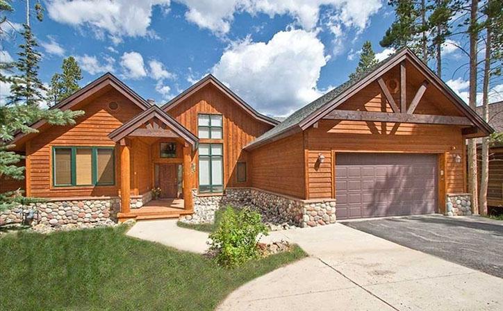 Breck Heaven Breckenridge Colorado Luxury Vacation Rental Homes and Condos