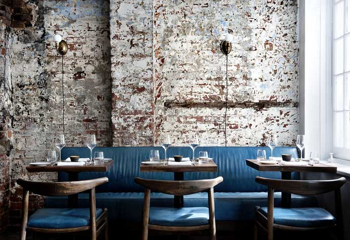 The Musket Room : NYC