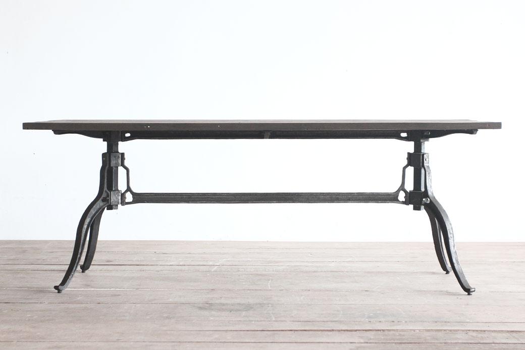 Crank Base Table