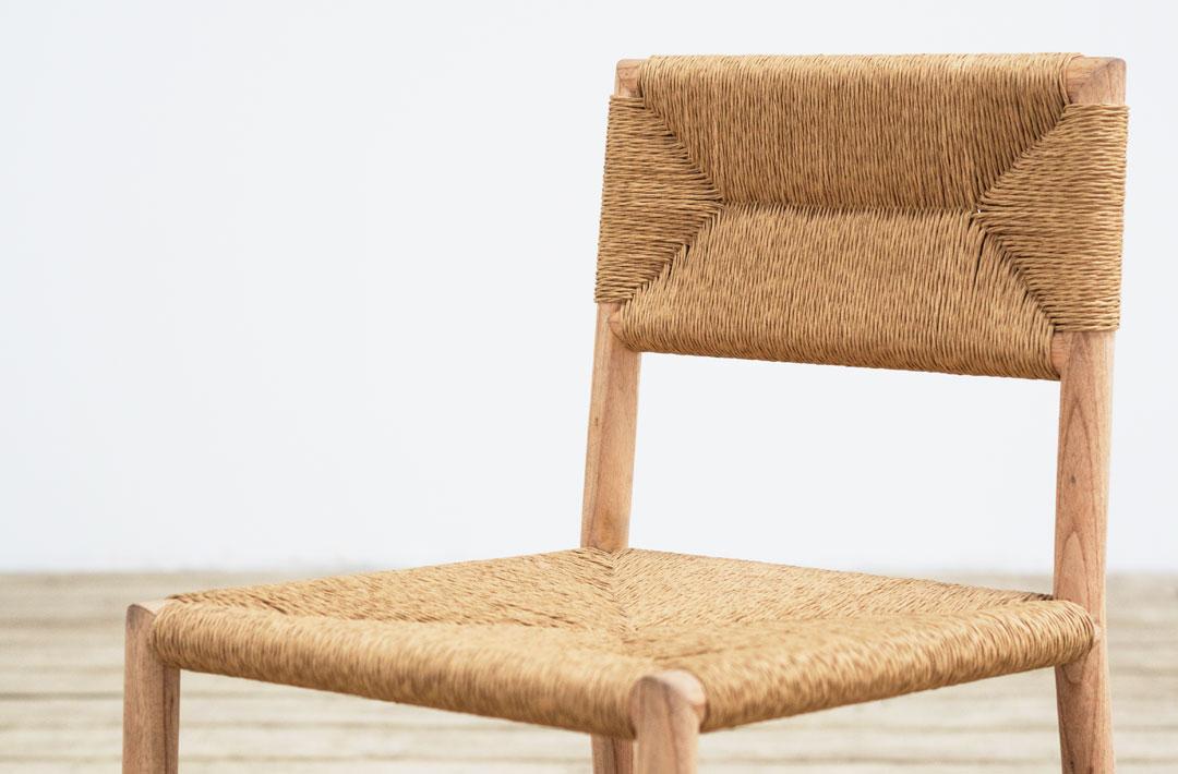 <p>Loom Chair</p>
