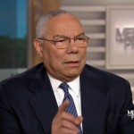 Colin Powell, Meet The Press, Interview