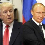 Donald Trump Russia Vladimir Putin