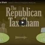 The Republican Tax Sham