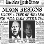 Why Trump's in More Trouble than Nixon, Reagan and Clinton During Their Scandal Years