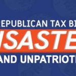 Patriotism Trump Taxes