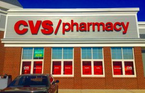 cvs charges for prescription medication