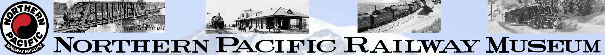 Northern Pacific Railway Museum Logo