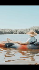 Kayaking St. Pete
