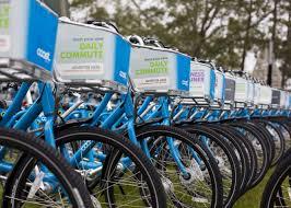 Row of Bikes