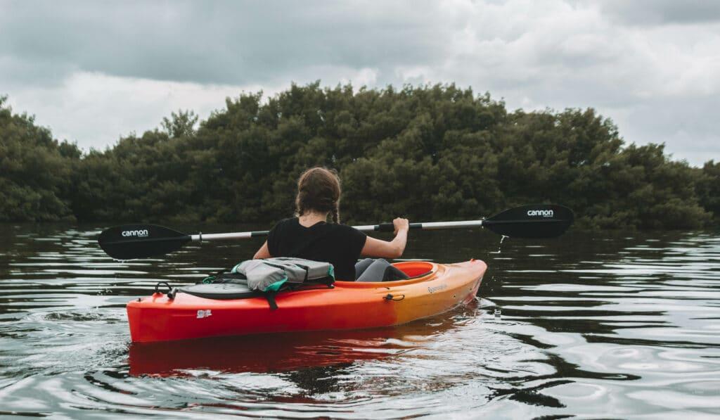 Weedon Island Preserve kayaking