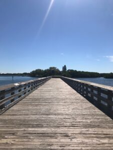Pier at Weedon Island