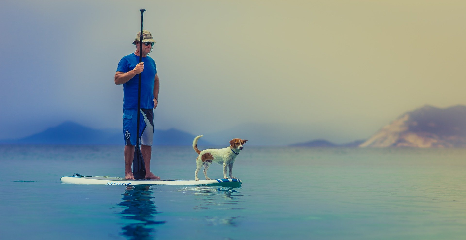 How To Paddleboard (SUP)