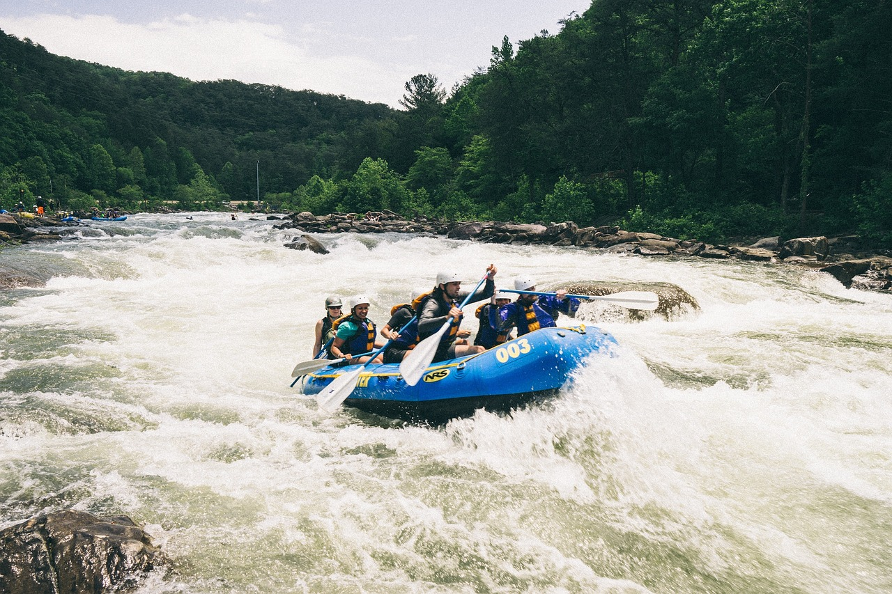 The Most Dangerous Rivers to Kayak