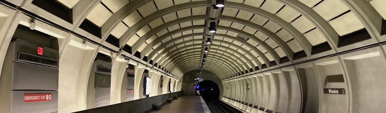 Wheaton Metro Station