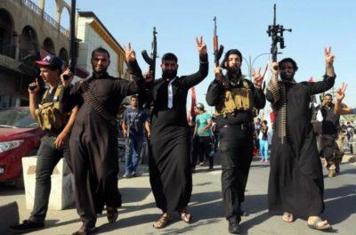 yihadistas incendian iglesia