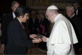 Foto: SERVICIO FOTOGRAFICA DEL VATICANO L'Osservatore Romano