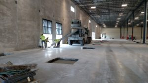 commercial building renovation