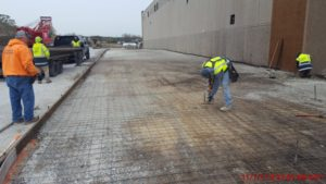 Coleman Tool Concrete Pavement