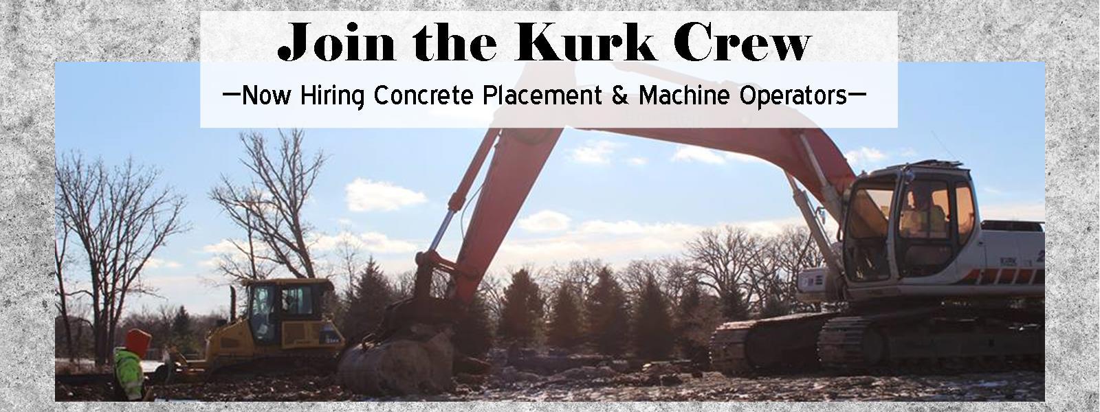 now hiring union grove wisconsin construction