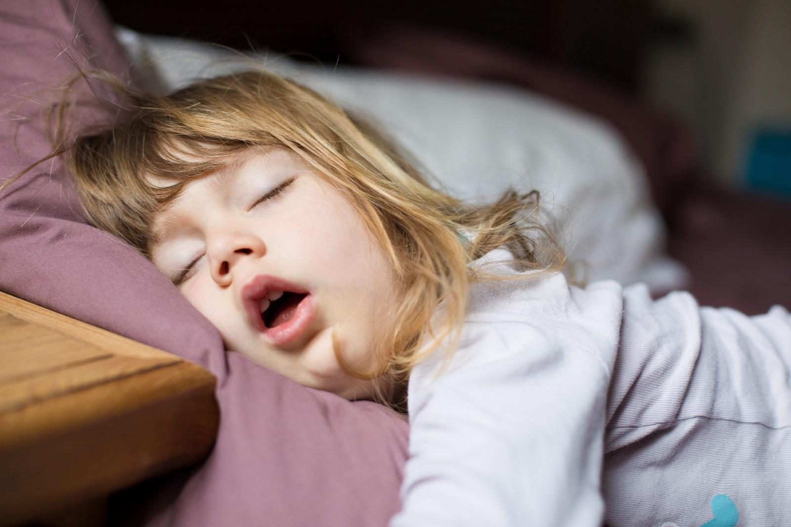 Snoring, Mouth Breathing & Sleep