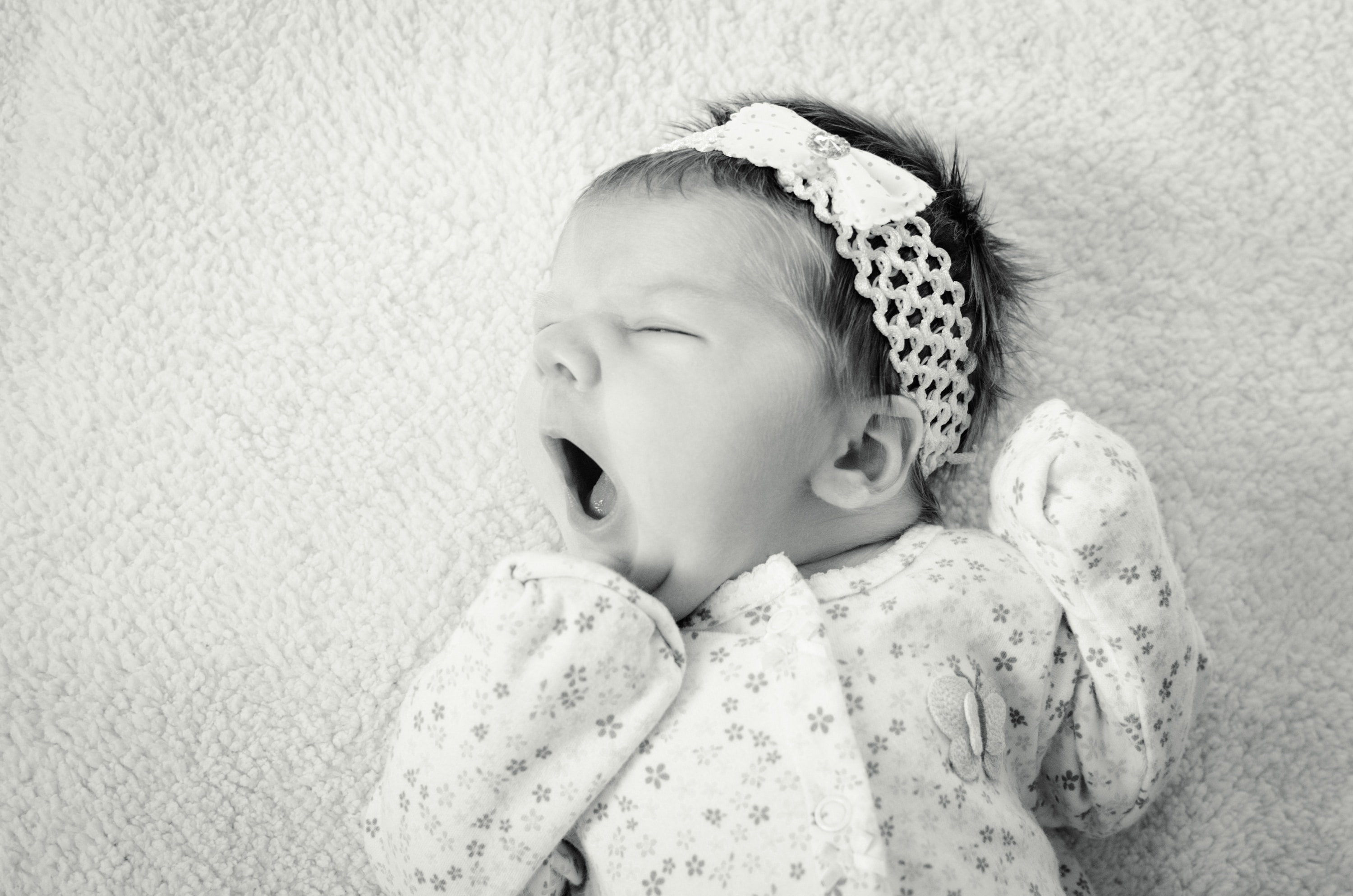 Setting Your Newborn up on a Sleep Schedule