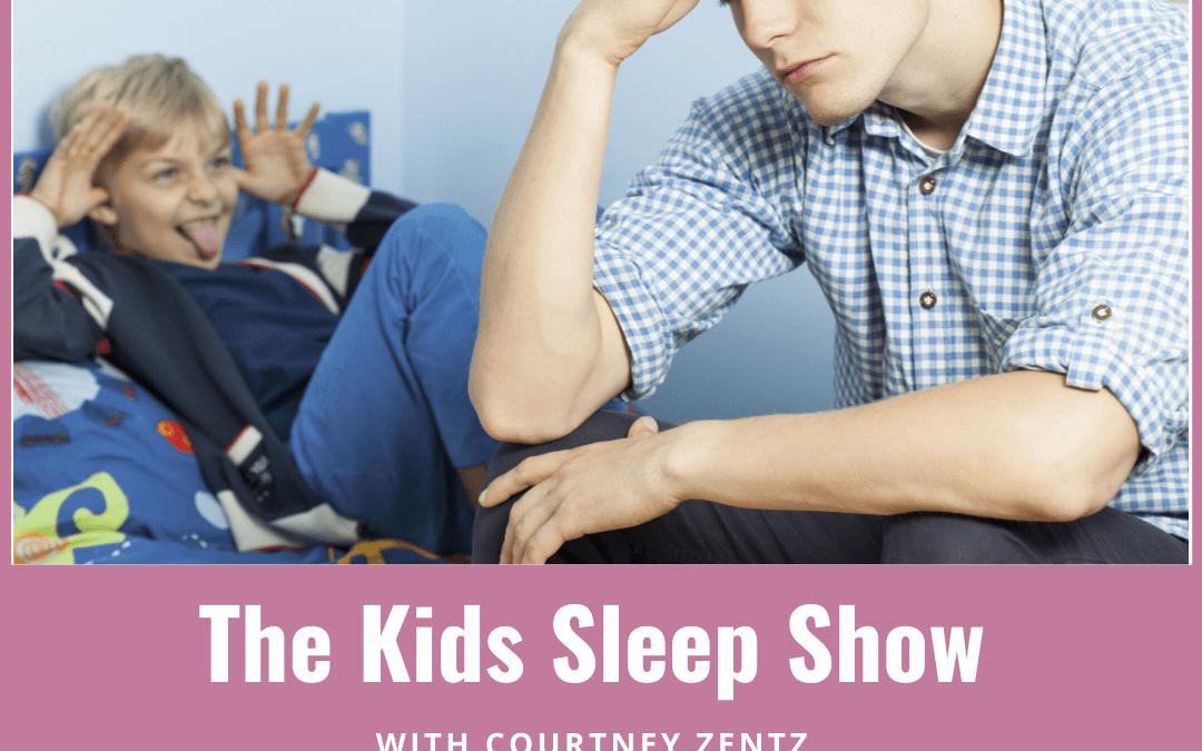 Episode 13: Backtalk at Bedtime