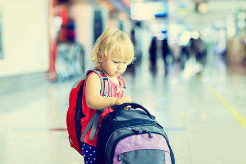 Travel, Time Changes and Your Child's Sleep