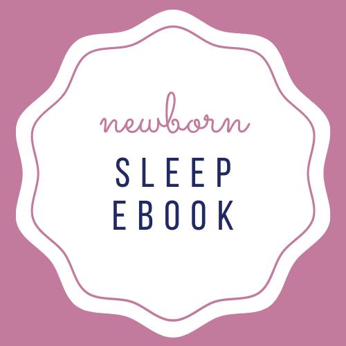 Newborn Sleep eBook