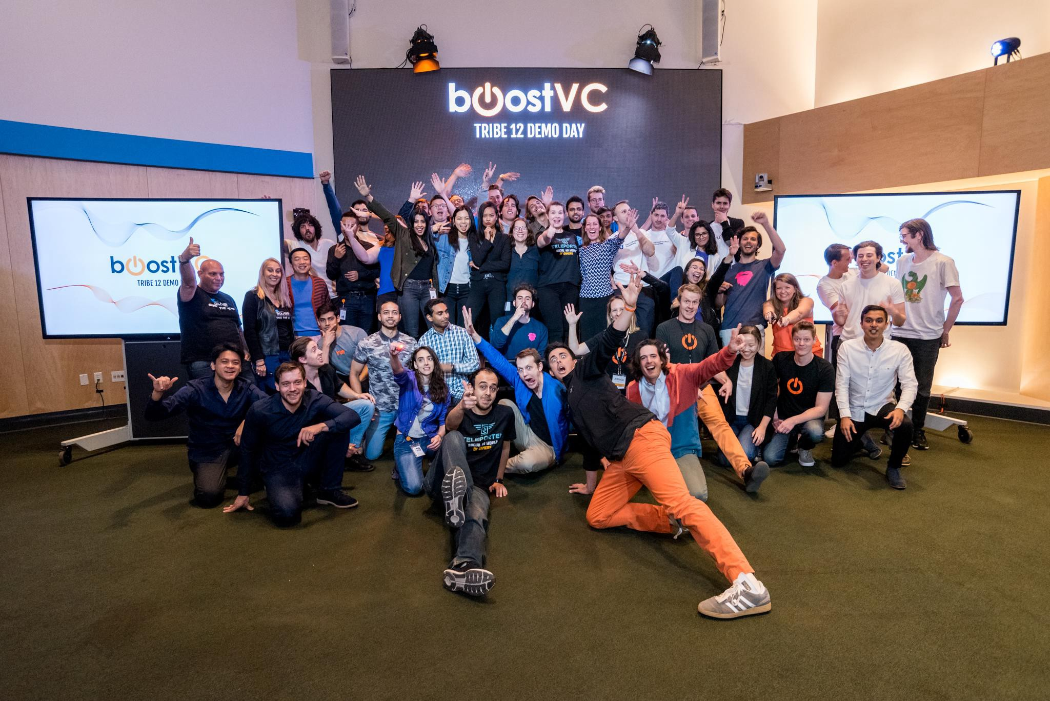 Boost VC Tribe 12 on DemoDay