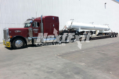 Heat Exchange 65k Pounds Shipment