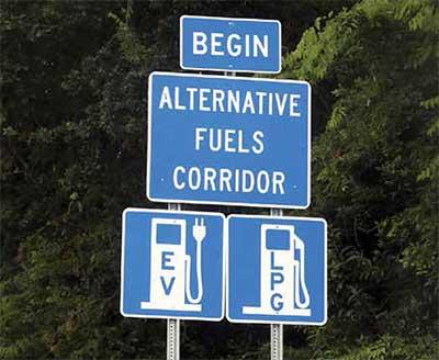 fuel corridors