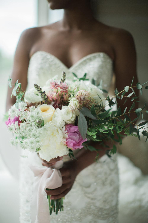 Connecticut wedding florist