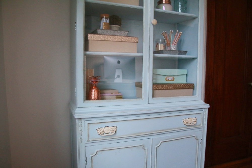 how to paint with chalk paint