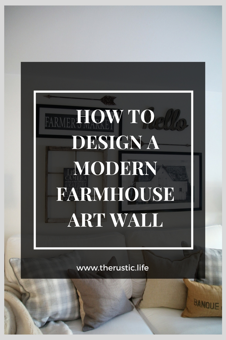 how to decorate and art wall
