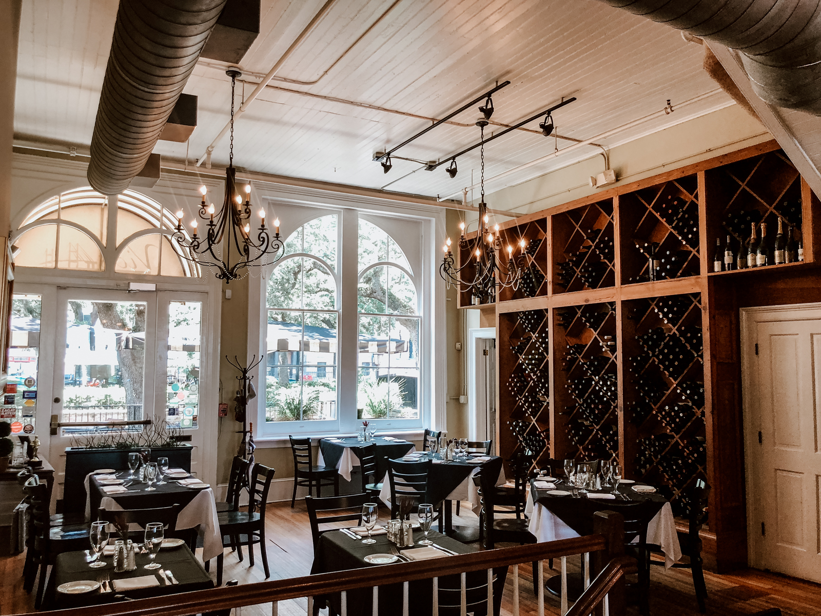 best restaurants for dinner savannah