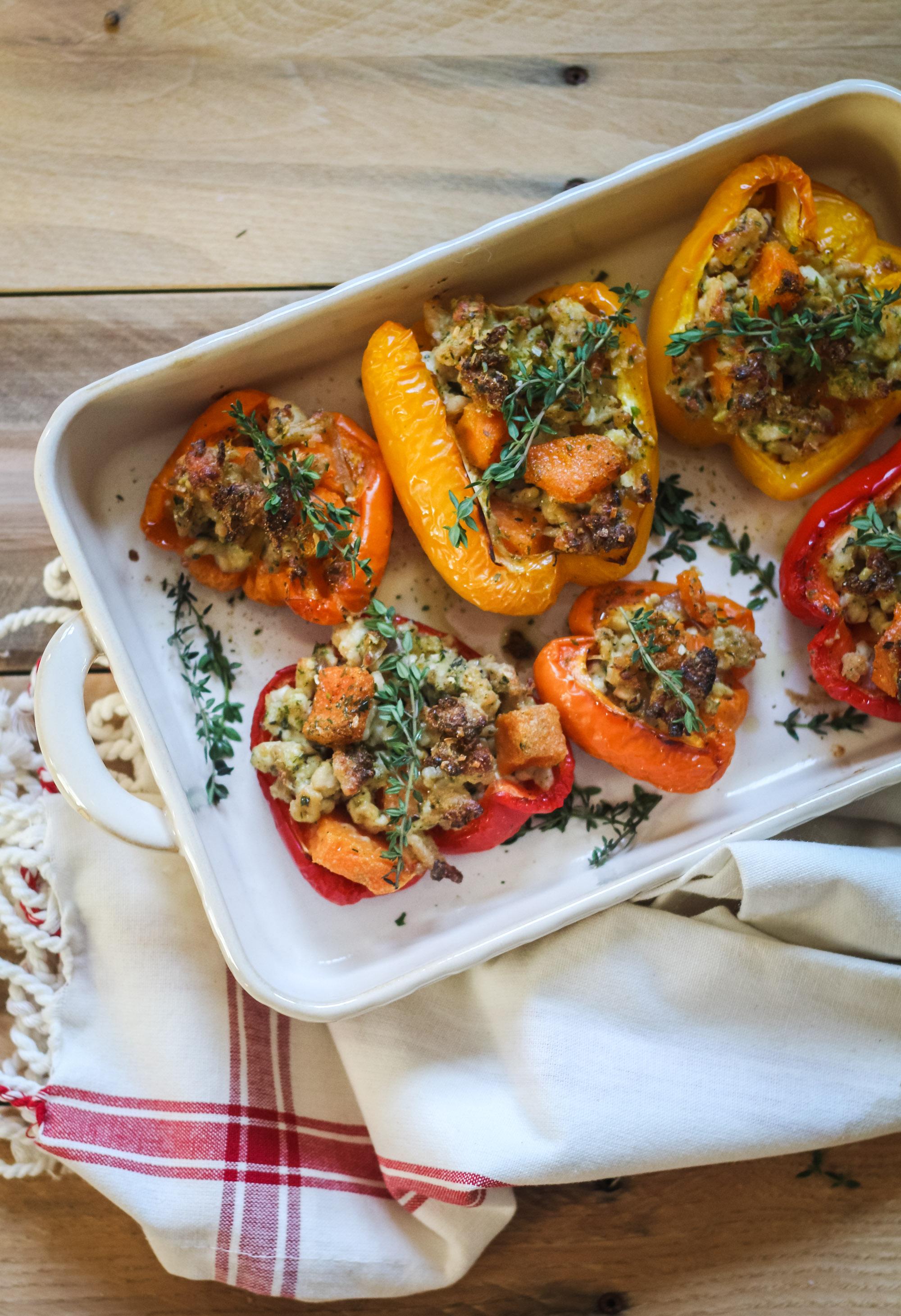 Stuffed Peppers recipe