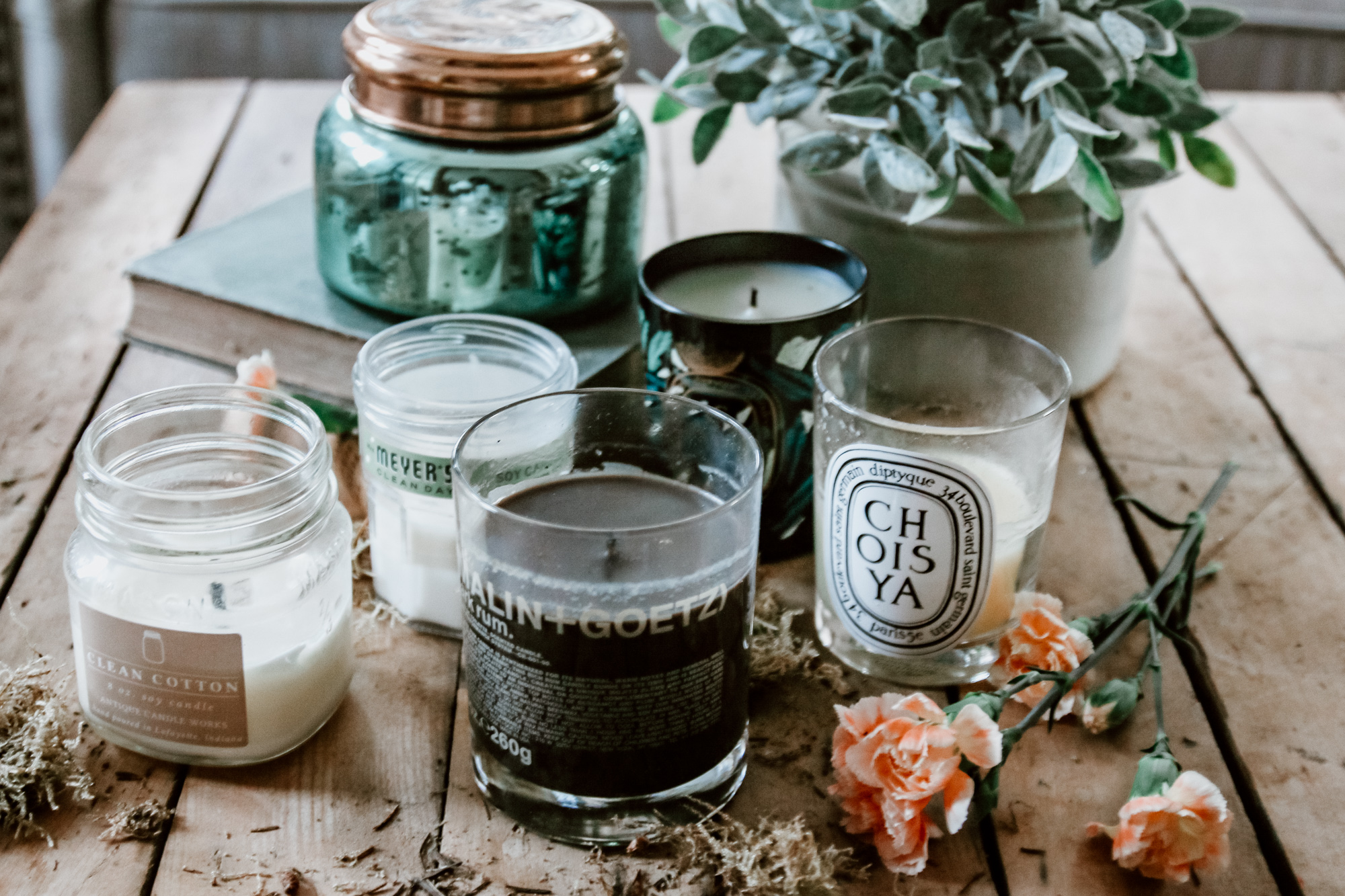 malin and goetz candle review