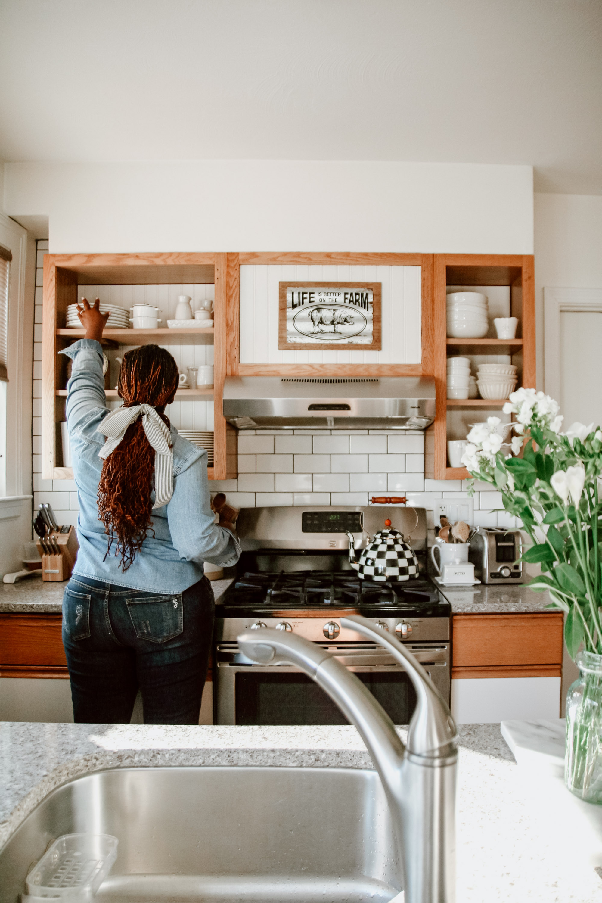 tips on organizing your kitchen