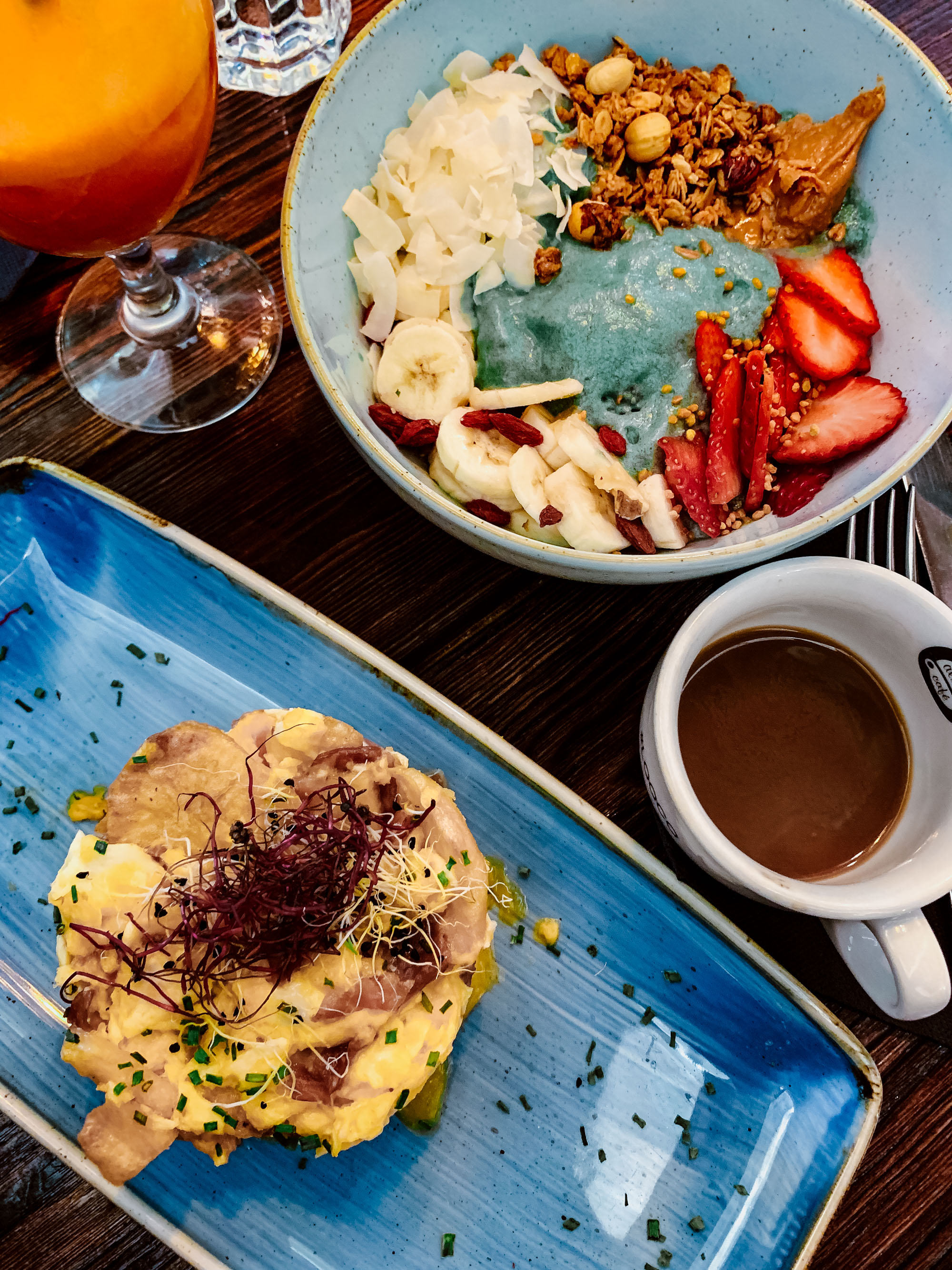 best spots for brunch in barcelona