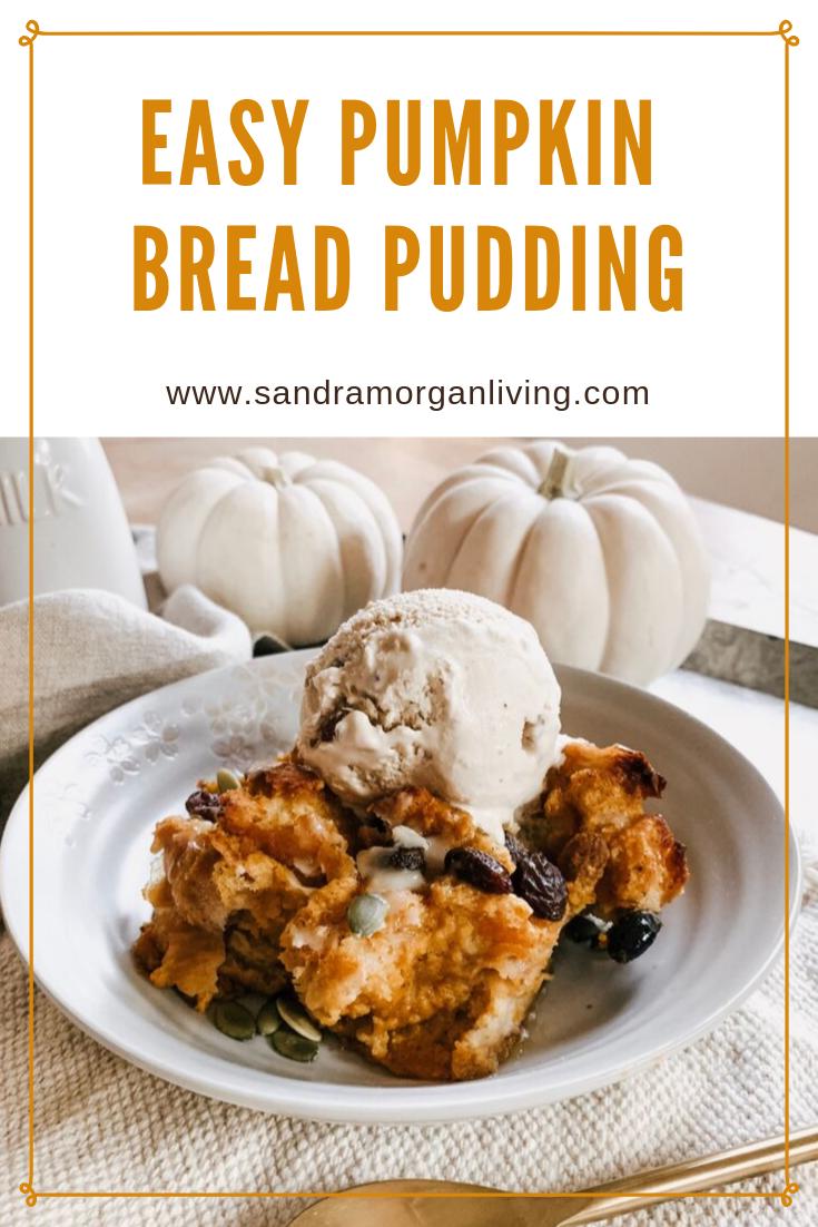 pumpkinbreadpudding