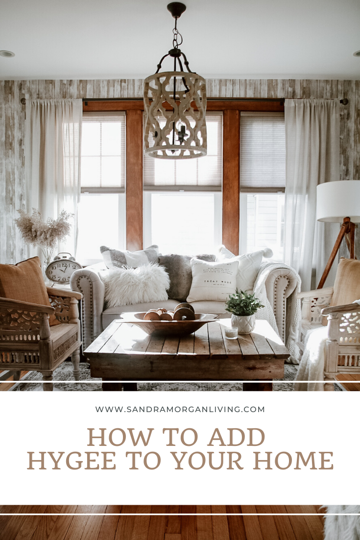 how to add hygge to your home