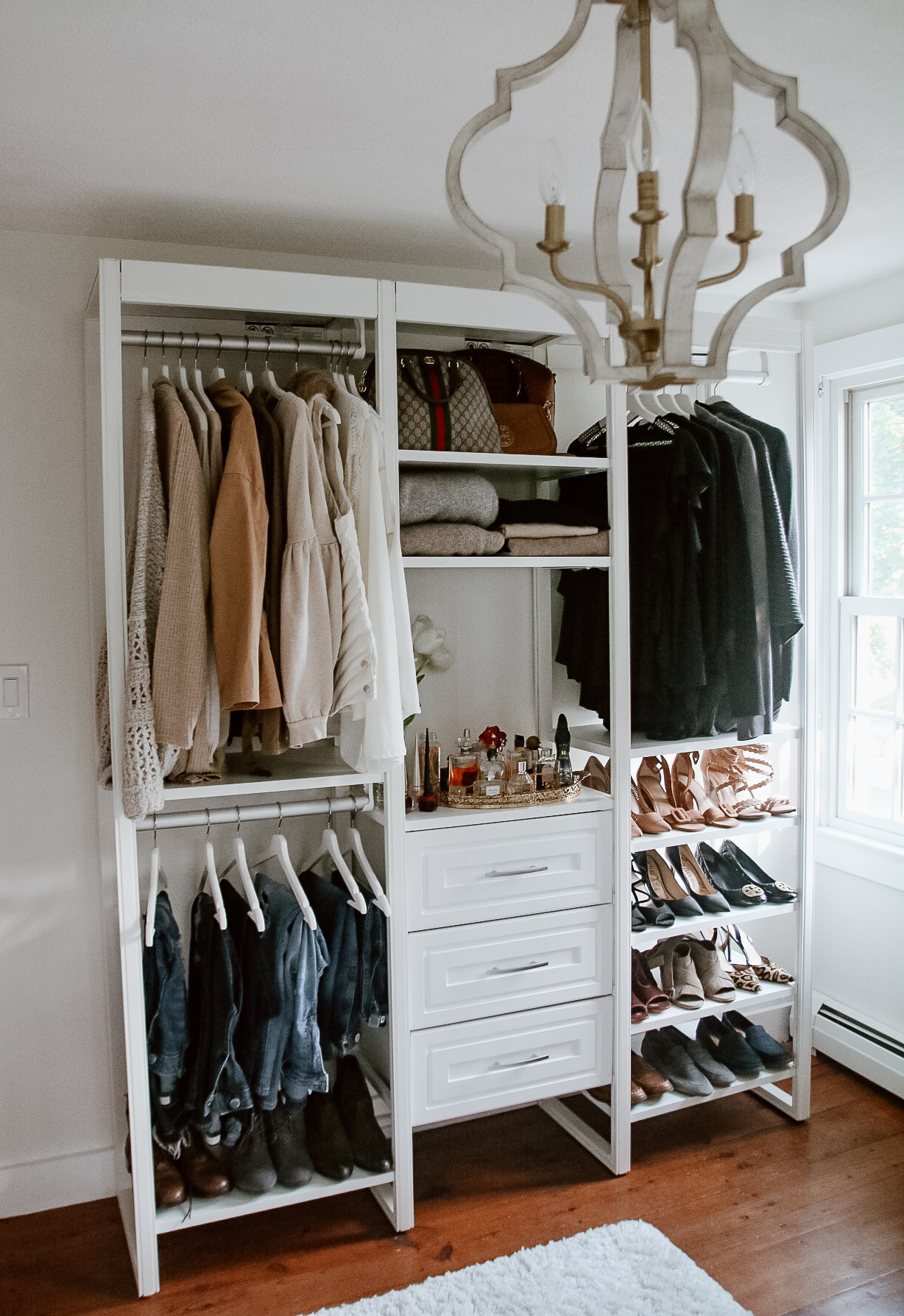closets by liberty review