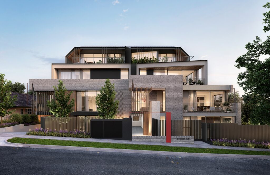 CROSIER SCOTT ARCHITECTS IN MELBOURNE
