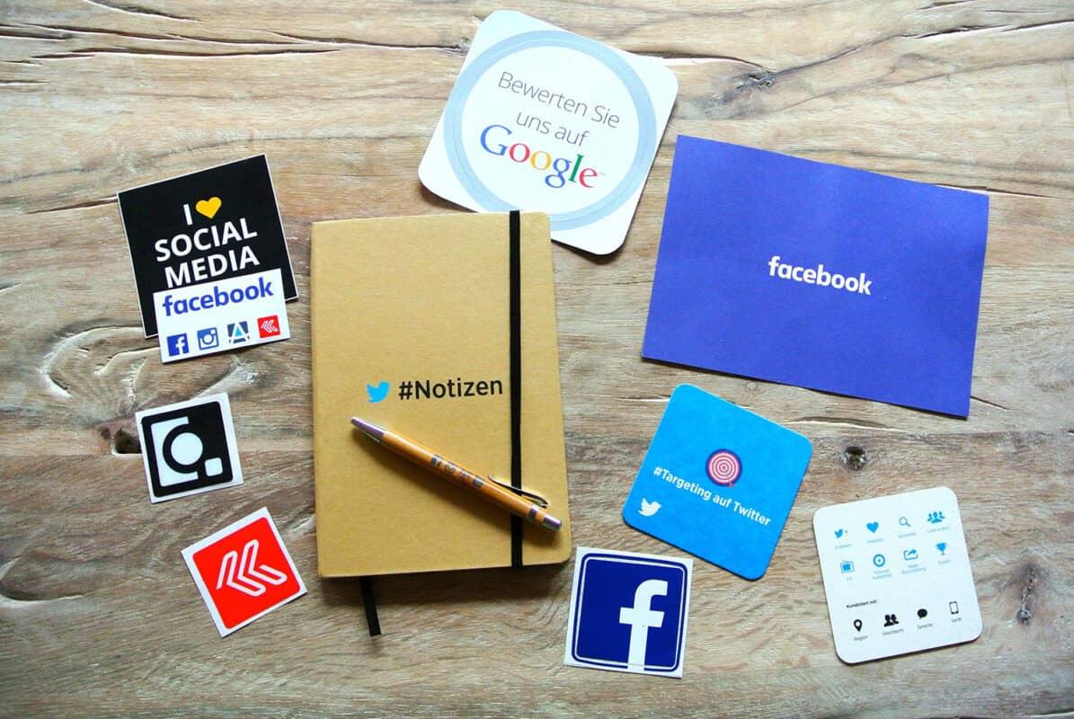 social media goals for business