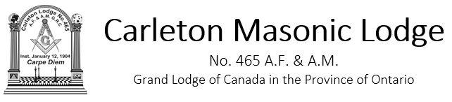 Carleton Lodge #465