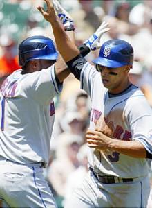 Mets Giants Baseball