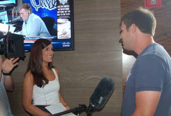 Tommy Baxter gets some press on YES Network
