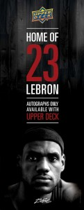 Home of 23 Poster - LeBron