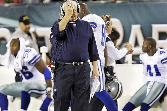 Former Dallas Cowboys Head Coach Wade Phillips